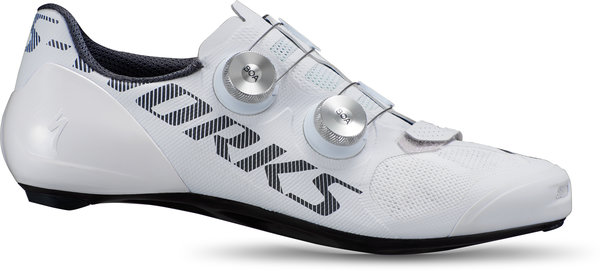 Specialized S-Works 7 Vent Road Shoe Color: White