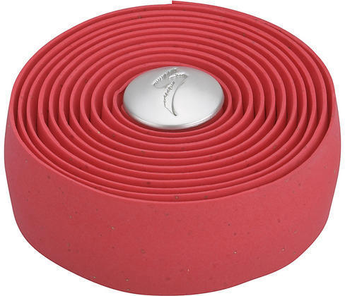 Specialized S-Wrap Cork Handlebar Tape Color: Red