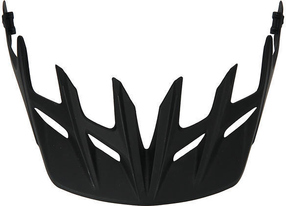 Specialized S3 MT and S-Works MT Visor Color: Matte Black Replacement