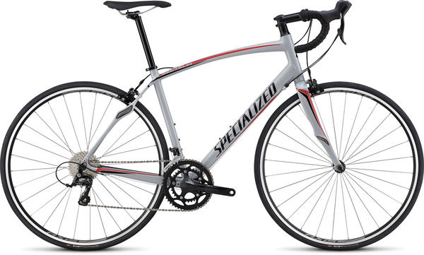 Specialized Secteur Sport Double Color: Gloss Filthy White/Black/Red