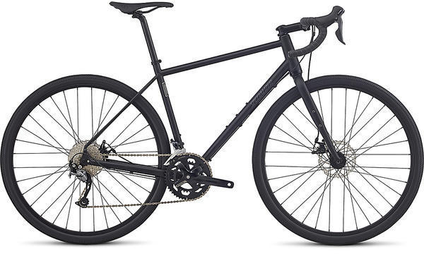 Specialized Sequoia Color: Black/Graphite