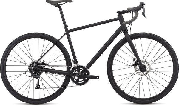 Specialized Sequoia Color: Black/Charcoal Reflective