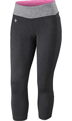 Specialized Shasta Cycling Knickers Color: Black Heather