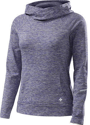 Specialized Shasta Hoodie Color: Light Indigo Heather