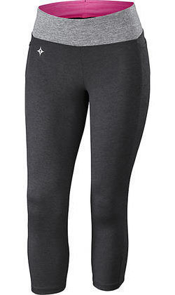Specialized Shasta Knickers - No Chamois - Women's Color: Black Heather