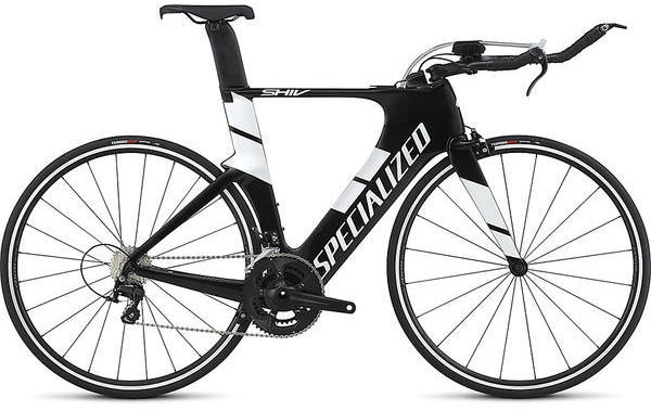 Specialized Shiv Elite Color: Carbon/ White