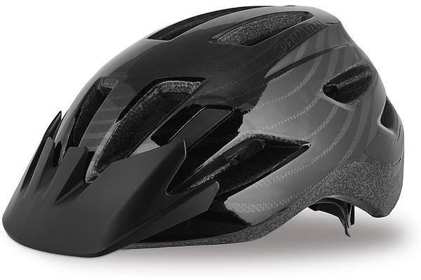 Specialized Shuffle Youth Helmet Color: Black