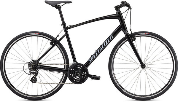 Specialized Sirrus 1.0 Color: Gloss Black/Charcoal