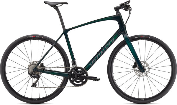 Specialized Sirrus 6.0 Color: Gloss Green Tint/Satin Black Reflective