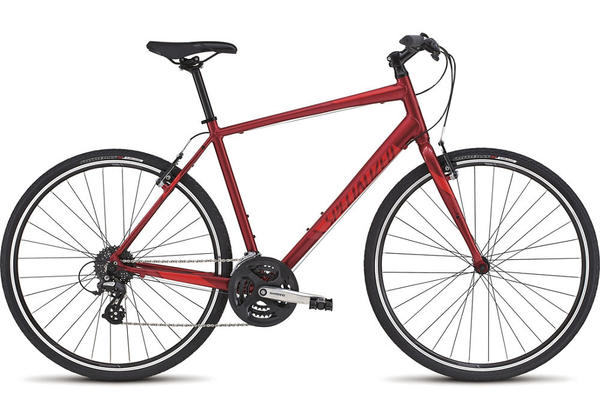 Specialized Sirrus Color: Candy Red/Rocket Red/Red