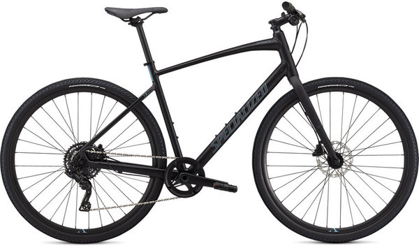 Specialized Sirrus X 3.0 Color: Black/Storm Grey/Satin Black