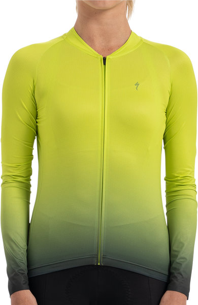 Specialized SL Air Jersey LS HyperViz Color: HyperViz