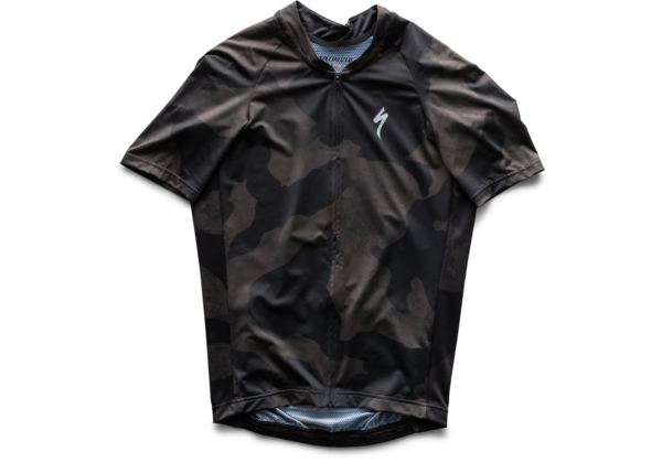 Specialized SL Jersey Color: Black/Charcoal Camo
