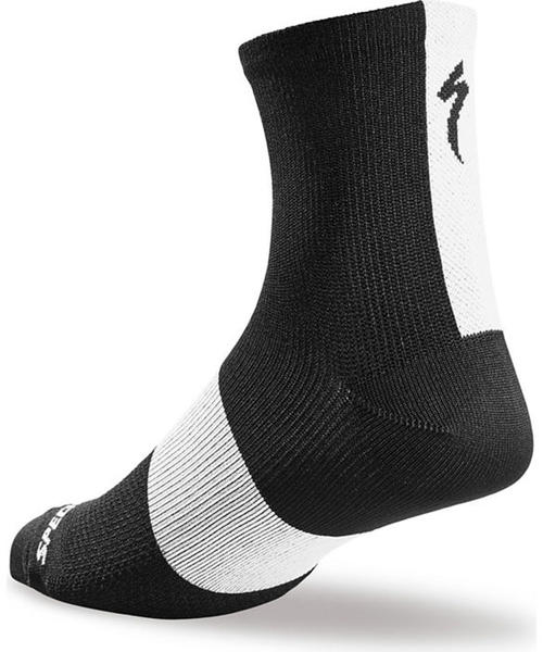 Specialized SL Mid Socks Color: Black