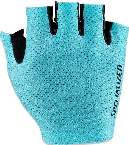Specialized SL Pro Short Finger Glove Color: Aqua