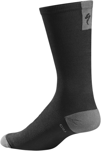 Specialized RBX Pro Tall Socks Color: Black