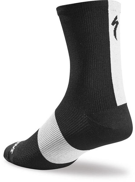 Specialized SL Tall Socks Color: Black