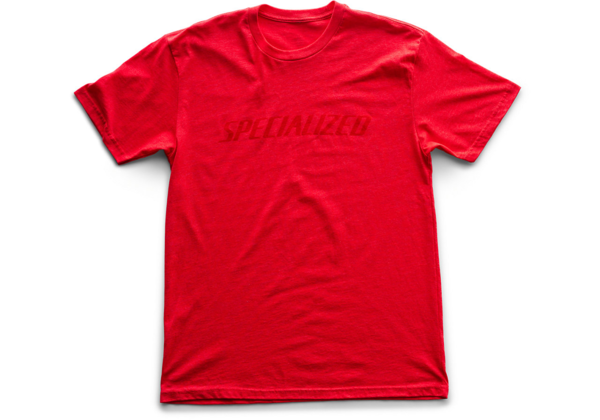 Specialized Specialized Tee Color: Red/Red