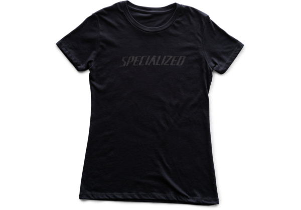 Specialized Women's Specialized T-Shirt Color: Black/Black