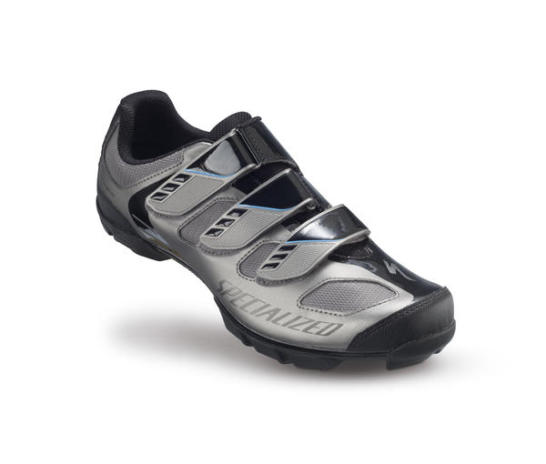 Specialized Sport MTB Shoes Color: Titanium/Black