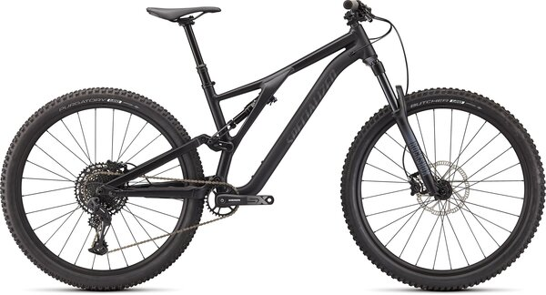 Specialized Stumpjumper Alloy Color: Satin Black/Smoke