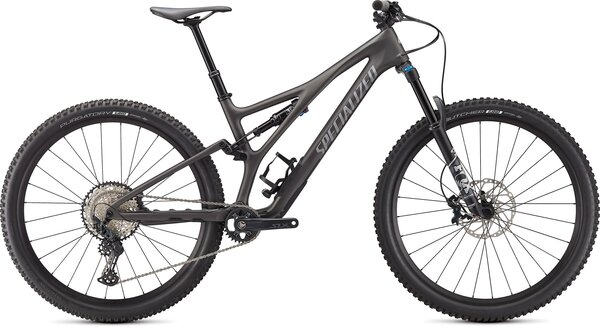 Specialized Stumpjumper Comp Color: Satin Smoke/Cool Grey/Carbon