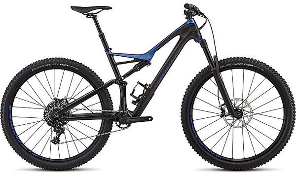 Specialized Stumpjumper Comp Carbon 29/6Fattie Color: Gloss Carbon/Chameleon