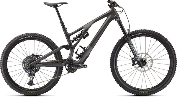 Specialized Stumpjumper EVO LTD Color: Charcoal Tint/Charcoal/Black