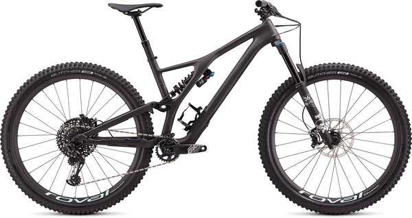 Specialized Stumpjumper EVO Pro 29 Color: Carbon/Mint