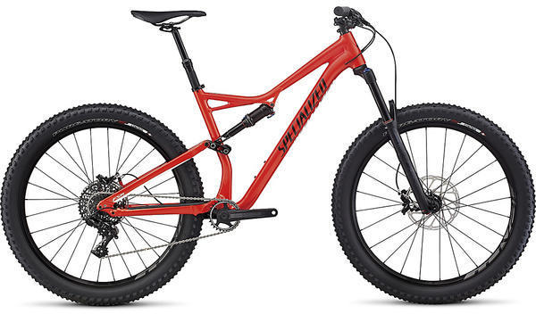 Specialized Stumpjumper FSR Comp 6Fattie