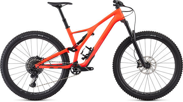 Specialized Men's Stumpjumper Expert 29 Color: Rocket Red/Black