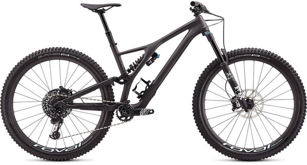 Specialized Stumpjumper EVO Pro 29 Color: Satin Carbon/Mint