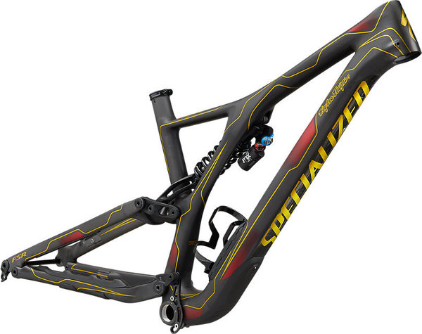 Specialized Stumpjumper Troy Lee Designs 27.5 Frameset LTD Color: LTD Troy Lee