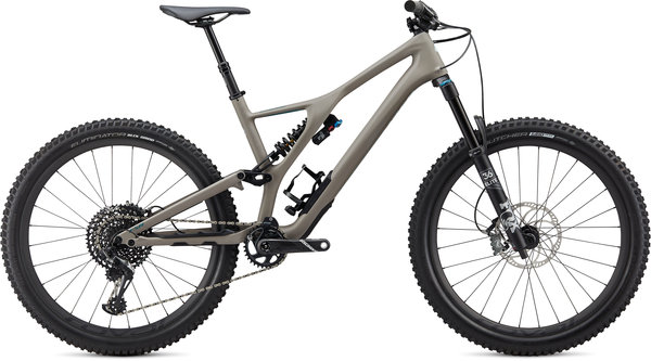 Specialized Stumpjumper Pemberton LTD Edition 27.5 Color: Satin Stone/Ice Blue/Dusty Turquoise