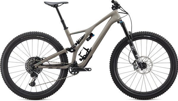 Specialized Stumpjumper Pemberton LTD Edition 29 Color: Satin Stone/Ice Blue/Dusty Turquoise