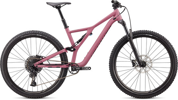 Specialized Stumpjumper ST Alloy 29 Color: Satin Dusty Lilac/Black