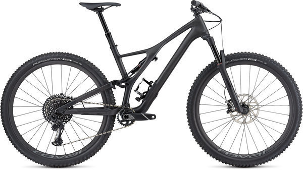 Specialized Men's Stumpjumper ST Expert 29 Color: Carbon/Black