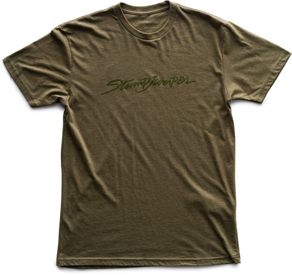 Specialized Stumpjumper Tee Color: Oak Green