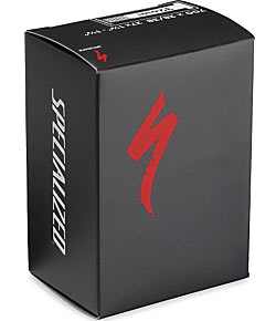 Specialized Standard Schrader Valve Youth Tube Color: Black