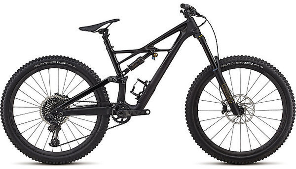 Specialized S-Works Enduro 27.5 Color: Gloss Satin Black/Black