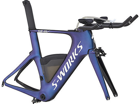 Specialized S-Works Shiv Module Color: Chameleon/Tarmac Black/Metalli