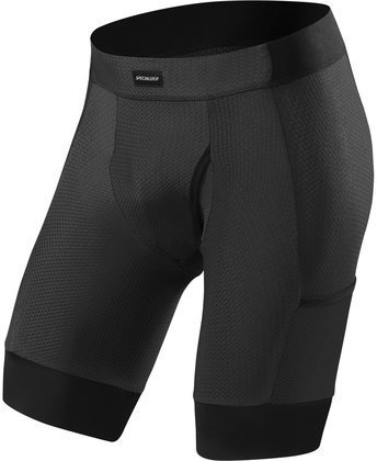 Specialized SWAT Pro Liner Shorts Color: Black