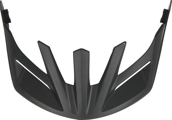 Specialized Tactic II Visor Color: Black Clean