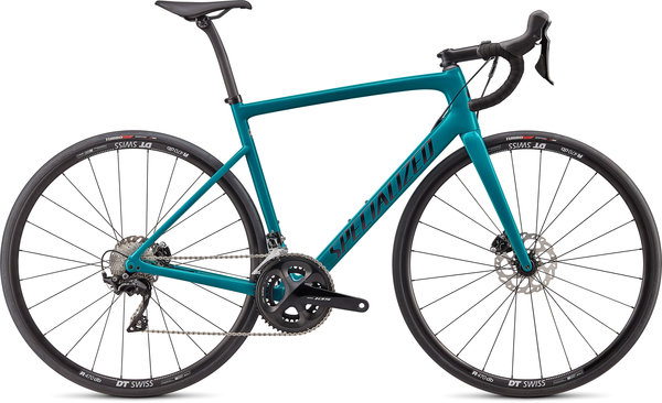 Specialized Tarmac Disc Sport Color: Gloss Aqua/Cast Berry
