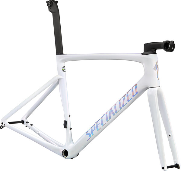 Specialized Tarmac SL7 Frameset Color: Abalone/Spectraflair