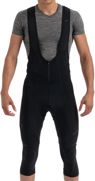 Specialized Therminal 3/4 Bib Tight Color: Black