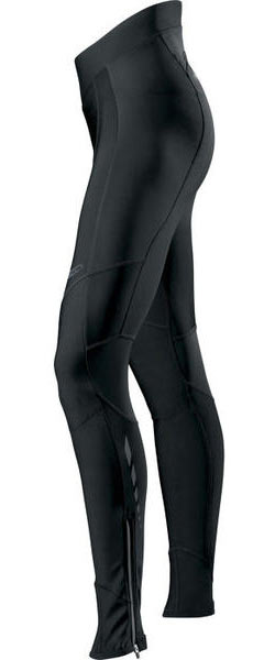 Specialized Women's Therminal Tights - No Chamois Color: Black/Black