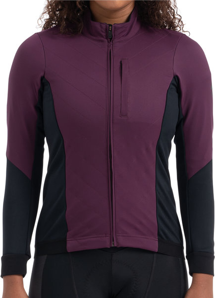 Specialized Therminal Deflect Jacket Color: Cast Berry