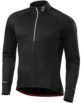 Specialized Therminal Long Sleeve Jersey Color: Black