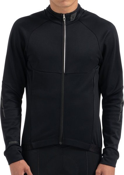 Specialized Therminal Jersey LS Color: Black